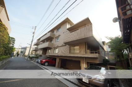東京都渋谷区、代々木八幡駅徒歩5分の築25年 3階建の賃貸マンション