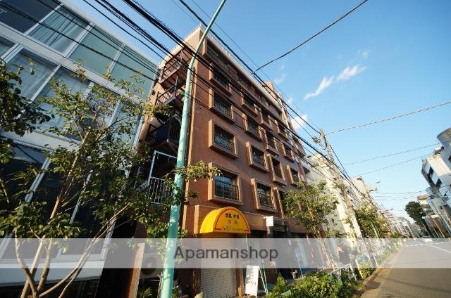 東京都渋谷区、池ノ上駅徒歩7分の築38年 6階建の賃貸マンション