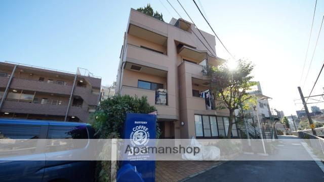 東京都渋谷区、代々木駅徒歩9分の築25年 4階建の賃貸マンション