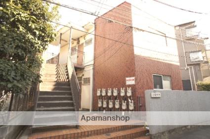 東京都渋谷区、渋谷駅徒歩7分の築39年 2階建の賃貸アパート