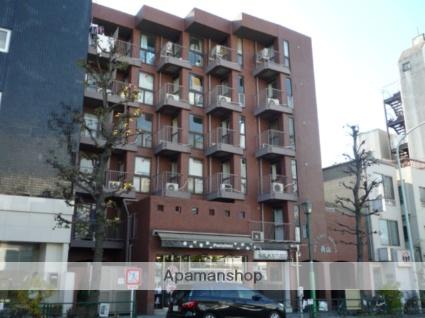 東京都渋谷区、外苑前駅徒歩6分の築37年 6階建の賃貸マンション