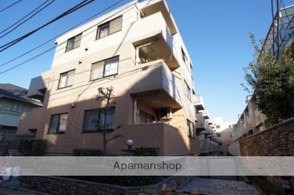 東京都新宿区、四谷三丁目駅徒歩7分の築17年 4階建の賃貸マンション