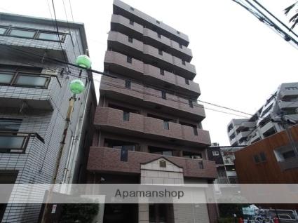 東京都新宿区、信濃町駅徒歩9分の築15年 8階建の賃貸マンション