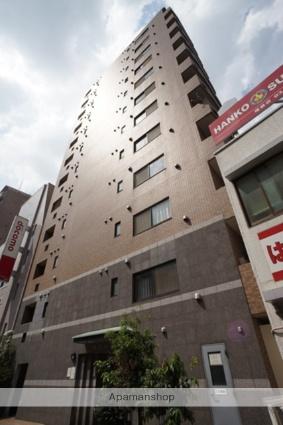 東京都新宿区、四谷三丁目駅徒歩8分の築15年 12階建の賃貸マンション