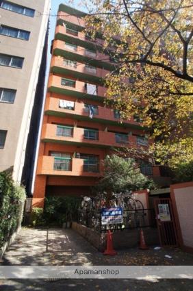 東京都新宿区、四ツ谷駅徒歩11分の築11年 9階建の賃貸マンション