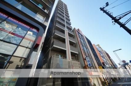 東京都新宿区、四ツ谷駅徒歩7分の築11年 14階建の賃貸マンション