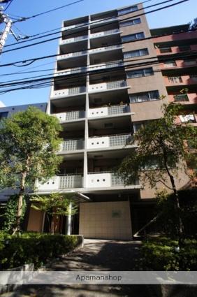 東京都新宿区、四ツ谷駅徒歩12分の築17年 10階建の賃貸マンション