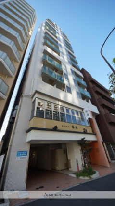 東京都新宿区、四谷三丁目駅徒歩1分の築14年 14階建の賃貸マンション