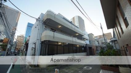 東京都新宿区、四谷三丁目駅徒歩4分の築37年 3階建の賃貸マンション