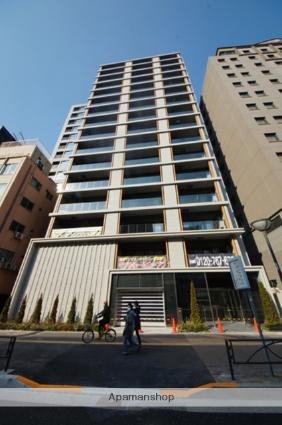 東京都新宿区、四谷三丁目駅徒歩3分の築2年 16階建の賃貸マンション