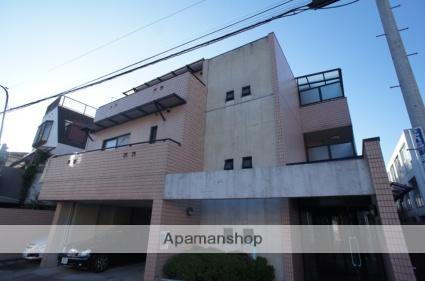 東京都新宿区、四ツ谷駅徒歩7分の築25年 3階建の賃貸マンション
