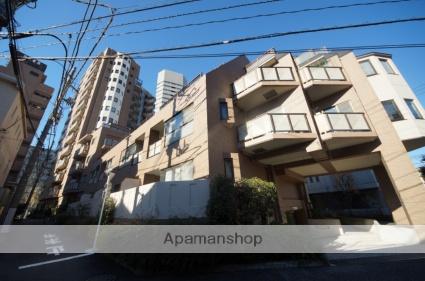 東京都新宿区、四ツ谷駅徒歩12分の築19年 14階建の賃貸マンション