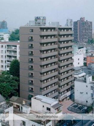 東京都新宿区、市ケ谷駅徒歩17分の築15年 12階建の賃貸マンション