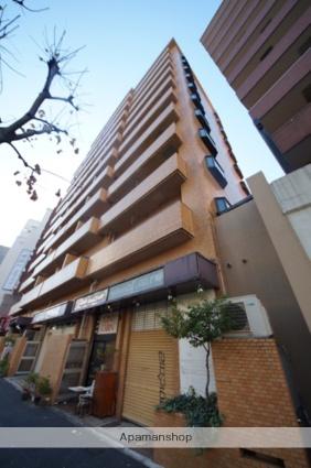 東京都新宿区、四谷三丁目駅徒歩7分の築33年 11階建の賃貸マンション