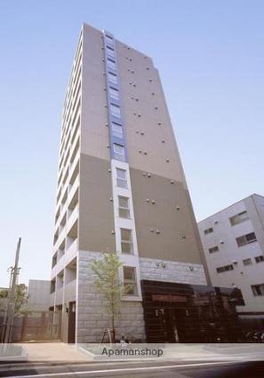 東京都新宿区、若松河田駅徒歩14分の築11年 13階建の賃貸マンション