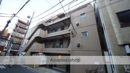 東京都新宿区、四谷三丁目駅徒歩5分の築33年 4階建の賃貸マンション