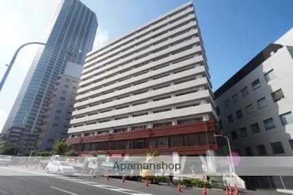 東京都新宿区、四谷三丁目駅徒歩10分の築46年 14階建の賃貸マンション