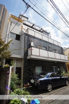 東京都新宿区、四谷三丁目駅徒歩11分の築28年 5階建の賃貸マンション