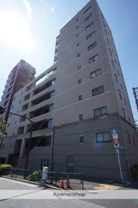 東京都新宿区、四谷三丁目駅徒歩10分の築17年 11階建の賃貸マンション