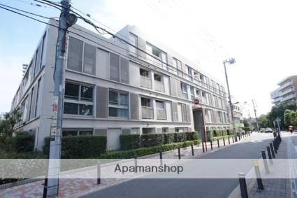 東京都新宿区、若松河田駅徒歩8分の築13年 6階建の賃貸マンション