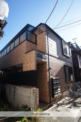 東京都新宿区、東新宿駅徒歩9分の築9年 2階建の賃貸アパート