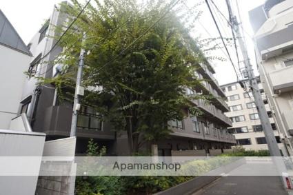 東京都新宿区、若松河田駅徒歩7分の築21年 5階建の賃貸マンション
