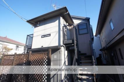 東京都新宿区、信濃町駅徒歩13分の築18年 2階建の賃貸マンション