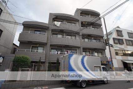 東京都新宿区、早稲田駅徒歩5分の築19年 5階建の賃貸マンション