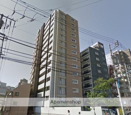東京都新宿区、早稲田駅徒歩11分の築5年 14階建の賃貸マンション