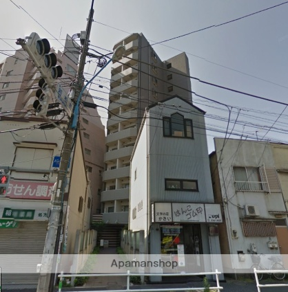 東京都新宿区、早稲田駅徒歩9分の築11年 12階建の賃貸マンション
