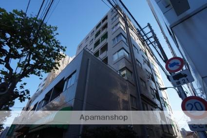 東京都新宿区、早稲田駅徒歩10分の築28年 8階建の賃貸マンション