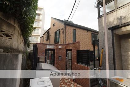 東京都新宿区、若松河田駅徒歩6分の築3年 2階建の賃貸アパート