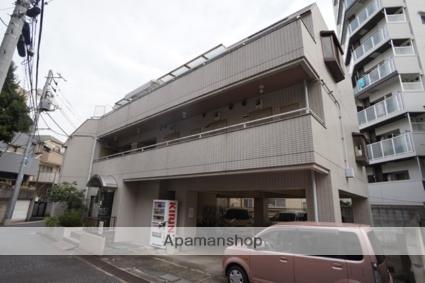東京都新宿区、東新宿駅徒歩8分の築29年 3階建の賃貸マンション