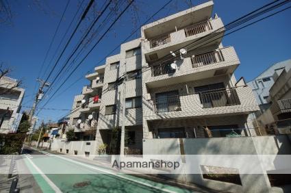 東京都新宿区、西早稲田駅徒歩16分の築32年 4階建の賃貸マンション