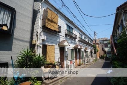 東京都新宿区、四ツ谷駅徒歩7分の築55年 2階建の賃貸テラスハウス