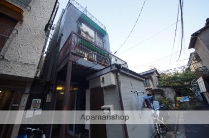 東京都新宿区、四ツ谷駅徒歩8分の築42年 4階建の賃貸アパート