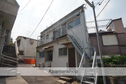東京都新宿区、若松河田駅徒歩7分の築36年 2階建の賃貸アパート