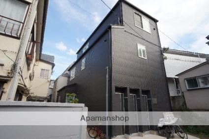 東京都新宿区、四谷三丁目駅徒歩11分の築3年 3階建の賃貸アパート