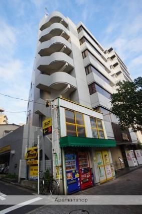 東京都新宿区、東新宿駅徒歩7分の築29年 7階建の賃貸マンション