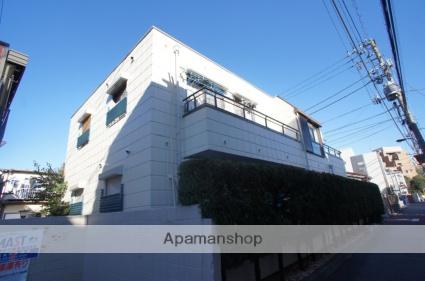 東京都新宿区、四谷三丁目駅徒歩11分の築31年 2階建の賃貸アパート