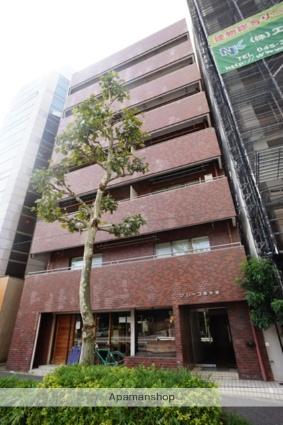 東京都新宿区、若松河田駅徒歩11分の築38年 7階建の賃貸マンション