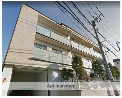 東京都港区、五反田駅徒歩12分の築10年 4階建の賃貸マンション