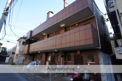 東京都新宿区、四谷三丁目駅徒歩6分の築45年 3階建の賃貸マンション