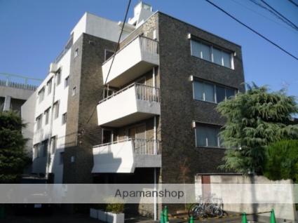 東京都渋谷区、原宿駅徒歩11分の築48年 5階建の賃貸マンション