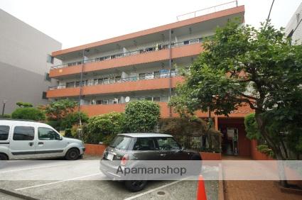 東京都渋谷区、代々木駅徒歩12分の築37年 4階建の賃貸マンション