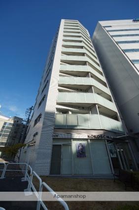 東京都渋谷区、代々木駅徒歩9分の築10年 14階建の賃貸マンション