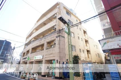 東京都渋谷区、千駄ケ谷駅徒歩6分の築13年 7階建の賃貸マンション