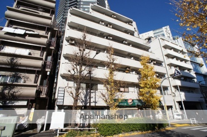 東京都新宿区、新宿駅徒歩12分の築35年 8階建の賃貸マンション