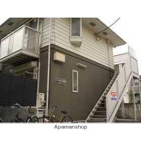 東京都新宿区、新宿駅徒歩18分の築25年 2階建の賃貸アパート