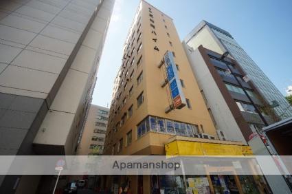 東京都新宿区、新宿駅徒歩4分の築39年 11階建の賃貸マンション